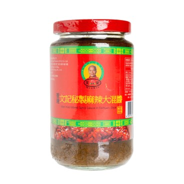 MAN KEE - Mixed Spicy Sauce - 338G