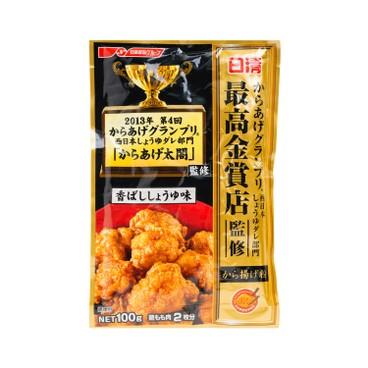 NISSIN - FRIED MEAT POWDER-SHOYU FLAVORED - 100G