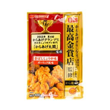 NISSIN - Fried Meat Powder garlic Flavored - 100G