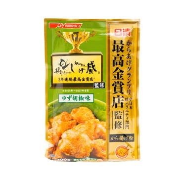 NISSIN - Fried Meat Powder yuzu Pepper Flavored - 100G