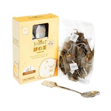 TEADDICT - Set sumikkogurashi Calm Tea Teabags - 15'S