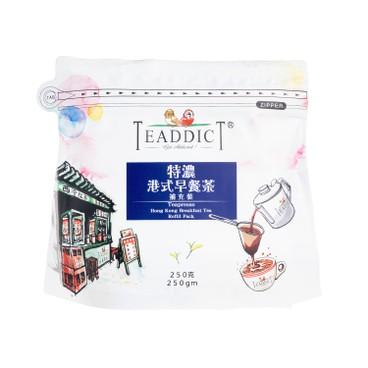 TEADDICT - Hk Breakfast Tea teapresso Refill Pack 0 - 250G