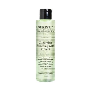 JOSERISTINE BY CHOI FUNG HONG - Cucumber Freshening Water Tonic - 200ML