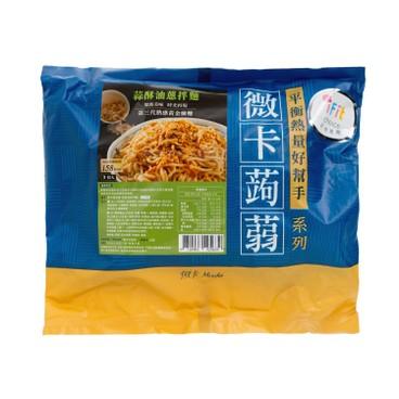 MINIKA - Konjac Noodle garlic Shallot 3 s - 594G