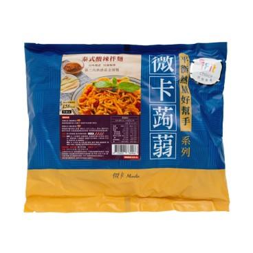 MINIKA - Konjac Noodle thailand Sour Spicy 3 s - 570G