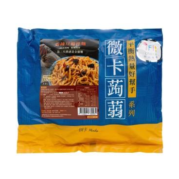MINIKA - Konjac Noodle chilli Bean Sauce 3 s - 570G