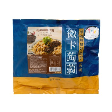 MINIKA - Konjac Noodle peppercorn Sesame Sauce 3 s - 570G