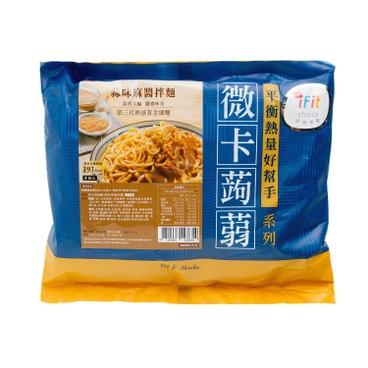 MINIKA - Konjac Noodle garlic Sesame Sauce 3 s - 570G