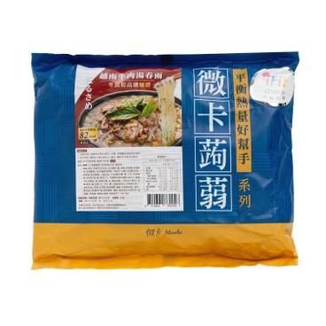 MINIKA - Konjac Harusame vietnamese Beef Soup 4 s - 540G