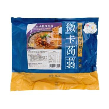 MINIKA - Konjac Harusame thailand Style Soup Spicy 4 s - 540G