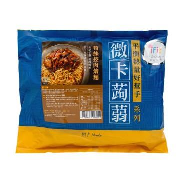 MINIKA - Konjac Braised Noodle bambooshoots Meat 2 s - 700G