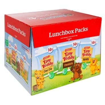 ARNOTT'S - Tiny Teddy Variety Pack - 42'S