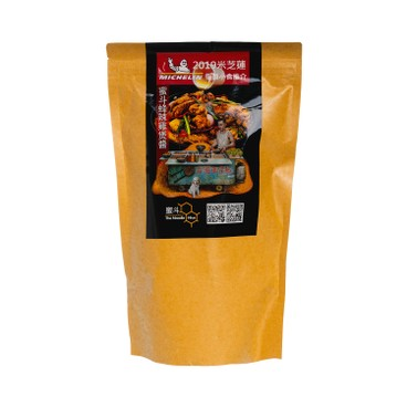 THE NOODLE HIVE - HONEY SPICY CHICKEN HOT POT SAUCE - 300G