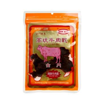 KOW KUN - Beef Jerky spicy - 180G