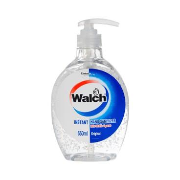 威露士 - 免洗搓手液原味 - 650ML