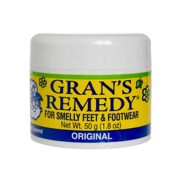 GRAN'S REMEDY - Powder For Smelly Foot And Footwear original - 50G