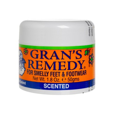 GRAN'S REMEDY - Powder For Smelly Foot And Footwear fresh - 50G
