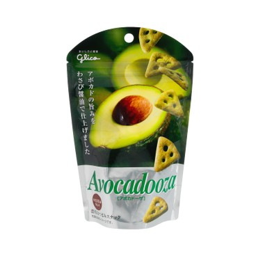 GLICO - Triangle Chips Avocado - 40G