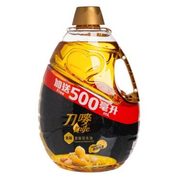 刀嘜 - 金裝濃香花生油 (增量裝) - 5.5L