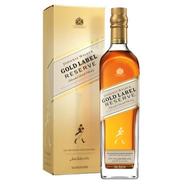 JOHNNIE WALKER - WHISKY - GOLD LABEL RESERVE - 75CL