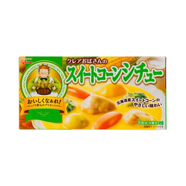 GLICO - Hokkaido Corn Soup - 140G