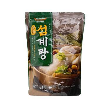YORIHADA - Ginseng Chicken Soup - 1KG