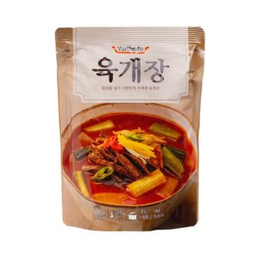 YORIHADA - Spicy Beef Soup - 500G