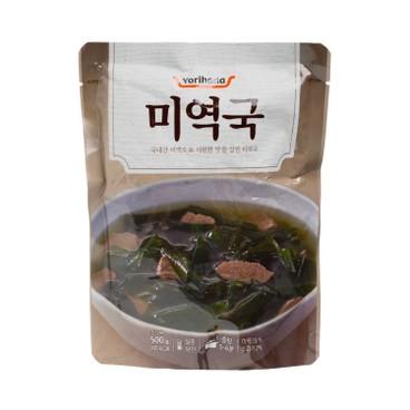 YORIHADA - Seaweed Soup - 500G