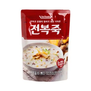 YORIHADA - Abalone Porridge - 450G