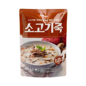 YORIHADA - Beef Porridge - 450G