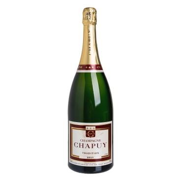 查普王 - 查普王傳統乾型香檳 - 1.5L