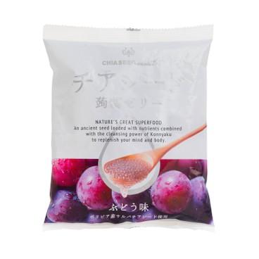 若翔 - 啫喱-奇亞籽提子味 - 175G