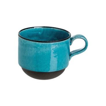 AQUA - 陶瓷杯-藍色 - PC