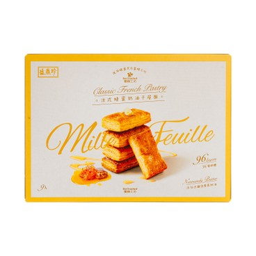TRIKOFOODS - Classic French Pastry honey - 100G