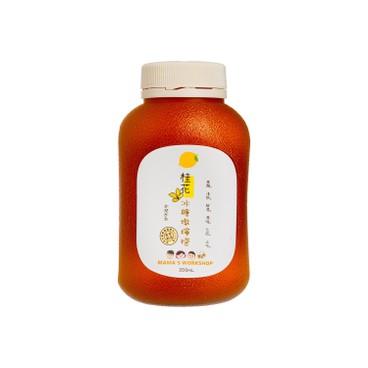 媽媽工房 - 即飲桂花冰糖燉檸檬 - 350ML