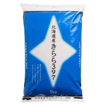 神明 - 北海道閃亮米397 - 5KG