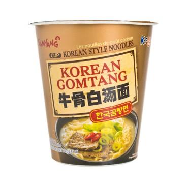 SAMYANG - Cup Noodle korean Gomtang Ramen - 70G