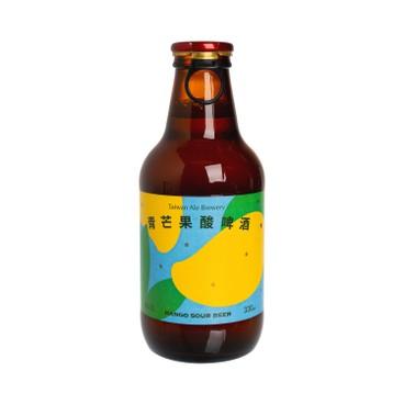 TAIWAN ALE BREWER - Mango Sour Beer - 330ML