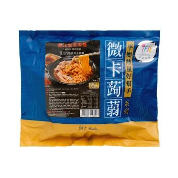 MINIKA - Konjac Noodle korean Kimchi 3 s - 564G