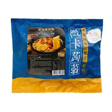 MINIKA - Konjac Noodle sesame Oil Chicken 3 s - 612G