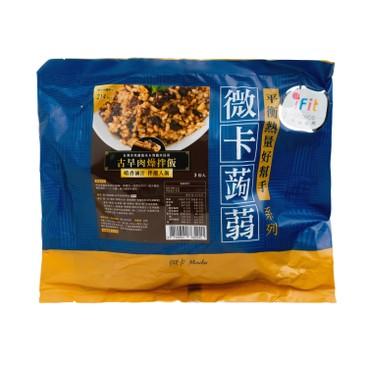 MINIKA - Konjac Rice braised Pork 3 s - 140GX3