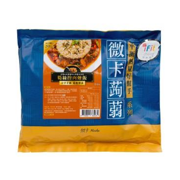 MINIKA - Konjac Rice bambooshoots Meat 2 s - 300G