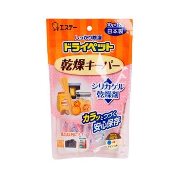 雞仔牌 - 食物乾燥劑 - 10G*12