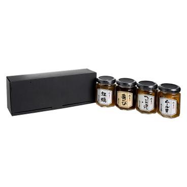 信玄 - 即食海鮮豪華禮盒 - 蠔X鮑魚X螺肉X青口 - SET