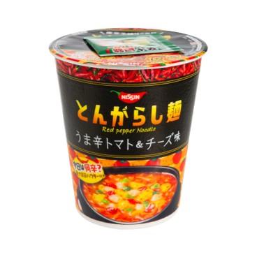 日清 - 辛辣蕃茄芝士杯麵 - PC
