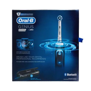 ORAL-B - GENIUS - G9000 充電電動牙刷-黑色 - PC