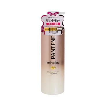 PANTENE - Miracles Crystal Smooth Shampoo - 500ML