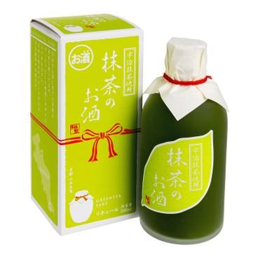 山本本家 - 神聖抹茶梅酒 - 300ML
