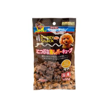 DOGGYMAN - Chicken Liver Cubes - 100G