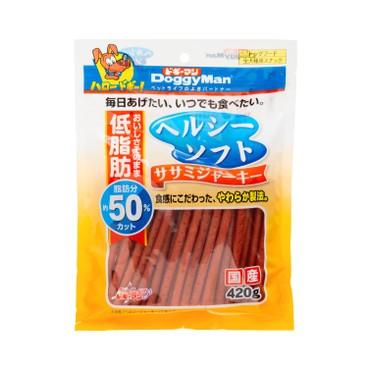 DOGGYMAN - Soft Chicken Jerky - 420G